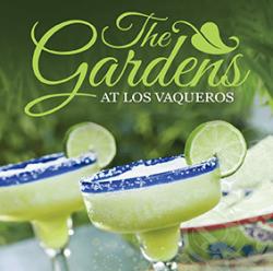 the gardens at los vaqueros
