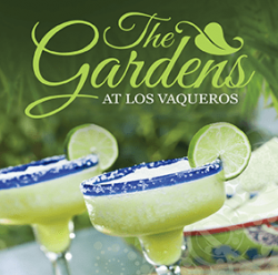 the gardens at los vaqueros